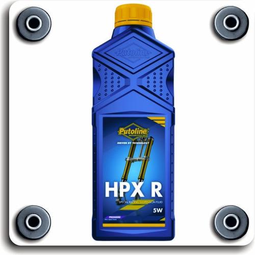aceite para horquillas fork oil hpx r 5w putoline x 1lt