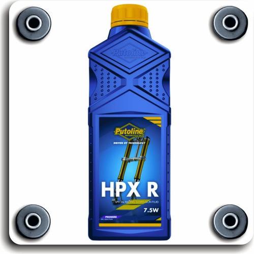 aceite para horquillas fork oil hpx r 7.5w putoline x 1lt