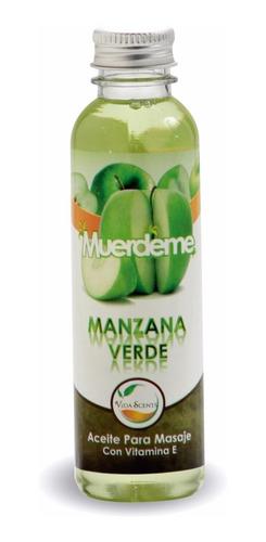 aceite para masaje vida scents 125 ml. varios aromas