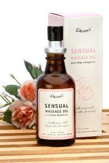 aceite para masajes sensual con rosa más crema de turmalina
