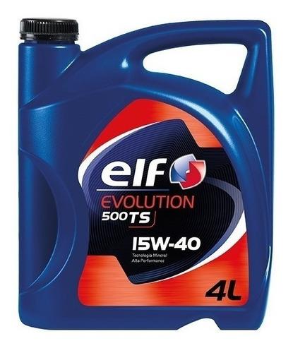 aceite para motor evolution 500 nafta 15w40 x 1 litro