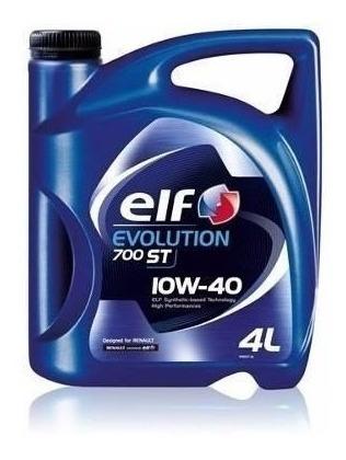 aceite para motor evolution 700 15w50 4 litros