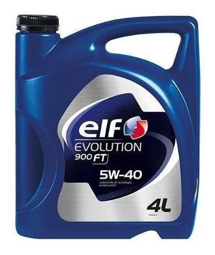 aceite para motor evolution 900 ft 5w40 1 litro