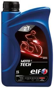 aceite para motor moto 2 tiempos tech 1 litro