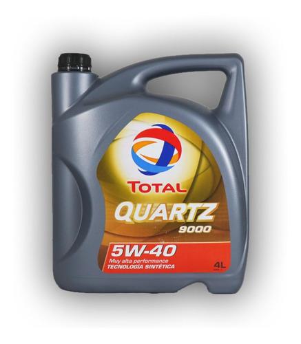 aceite para motor total quartz 9000 nfc 5w30 1 litro