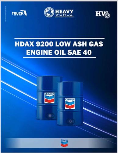 aceite para motores a gas y motores diésel