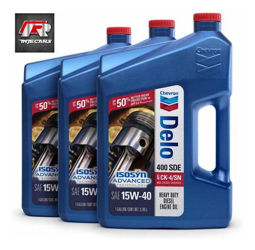aceite para motores diésel 15w40