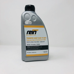 Tipo de aceite para transfer 4x4