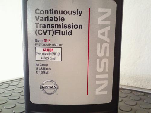 aceite para transmisión cvt ns-3