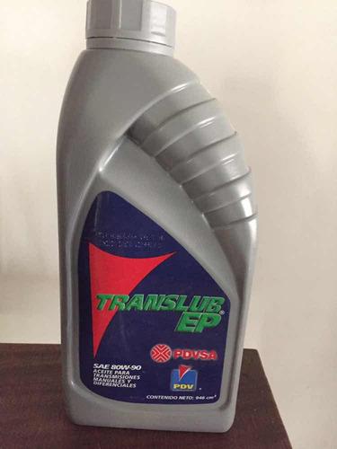 aceite para transmisión manual y diferenciales 80w90. sellad