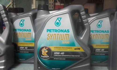 aceite petronas syntium 100010-40wsemisintetico x4lt-zen2010