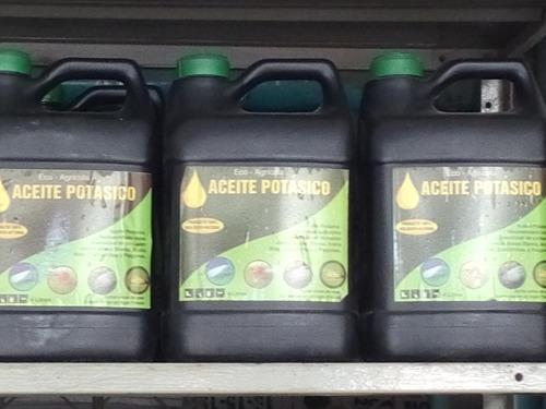 aceite potasico insec-ticidad agricola