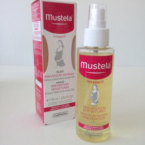 aceite prevención de estrías (mustela)