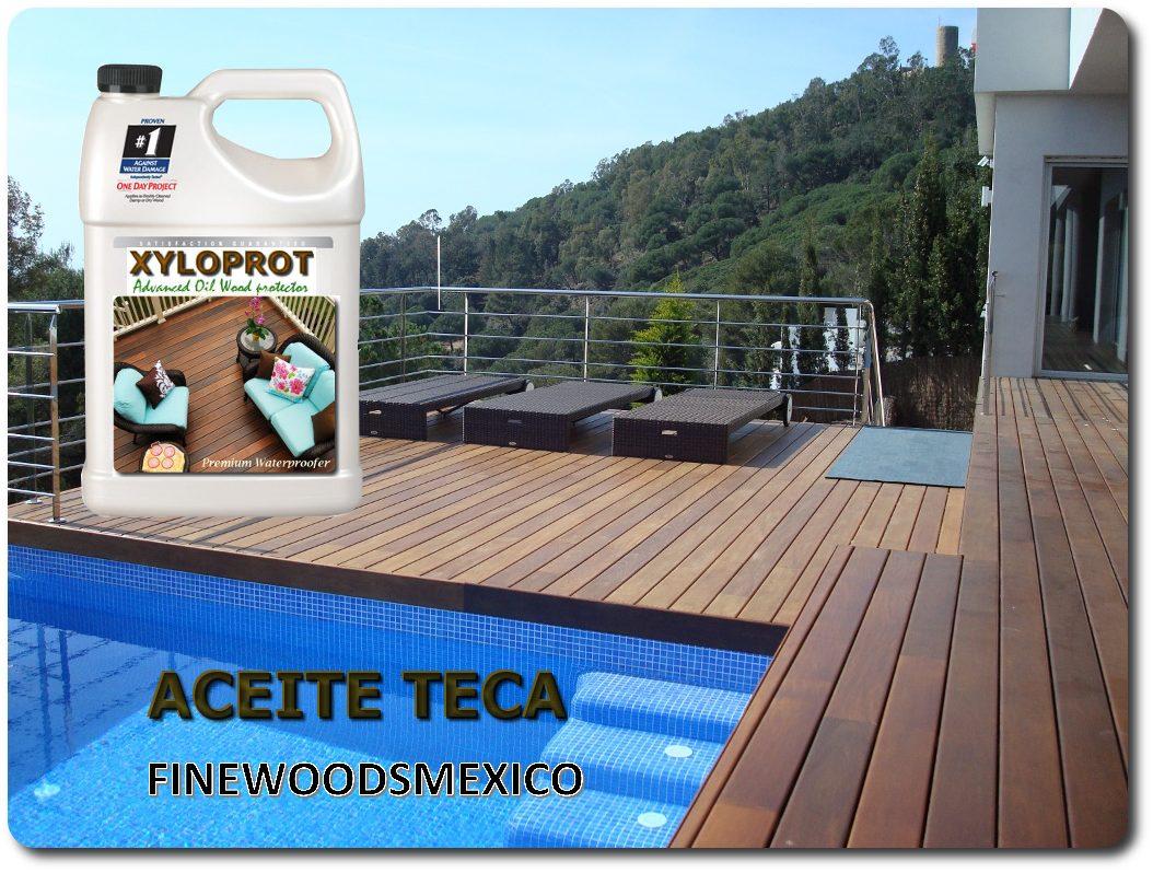 Aceite protector para madera teca deck cumaru precio x - Aceite de teca para madera ...