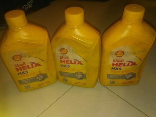 aceite quemado ( usado ) 15w40