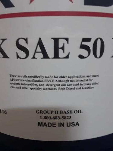 aceite sae 50 nd tekstar diesel (paila)