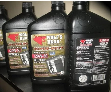 aceite semi-sintetico 15w40 & 20/50 api sn tienda chacao