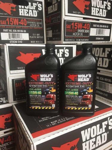 aceite semi sintético 15w40