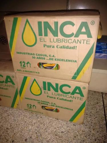 aceite semi-sintetico  15w40 inca