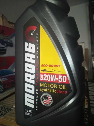 aceite semi sintético 20w50