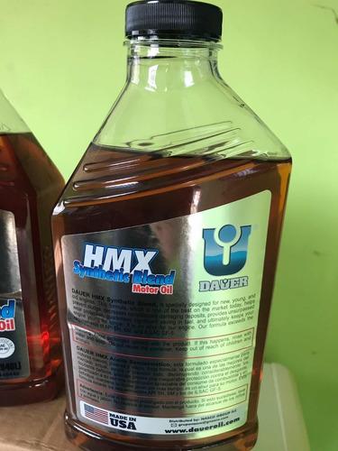 aceite semisintetico 15w 40 marca dauer (45 caja)