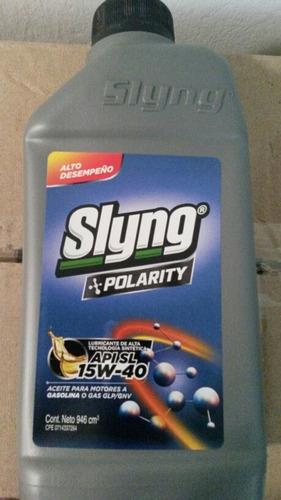 aceite semisintetico 15w40 y 20w50