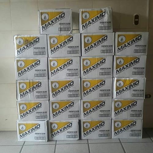aceite semisintetico 20w-50 importado
