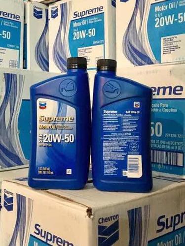 aceite semisintetico 20w50 somos tienda