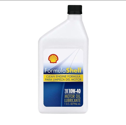 aceite shell 10w40 mineral