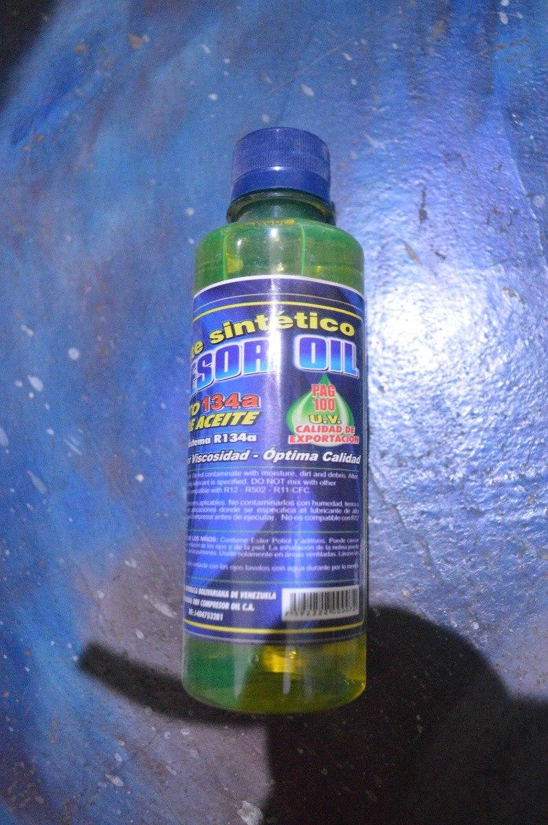 Aceite Sintetico Compresor Oil Pag 150, Pag 100, Pag 46