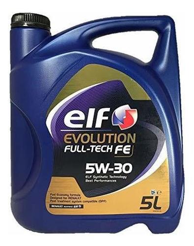 aceite sintetico para motor evolution fulltech 5w30 4 litros