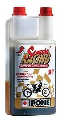 aceite sintético samurai racing 2t ipone yamaha banshee 350
