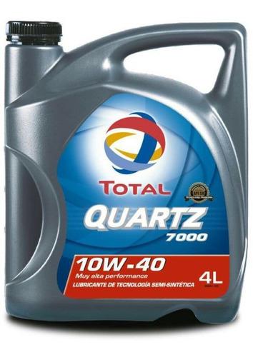 aceite total quartz 10w40