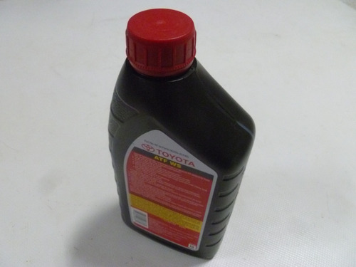 aceite toyota caja automatica atf ws kavak fortuner 4runner