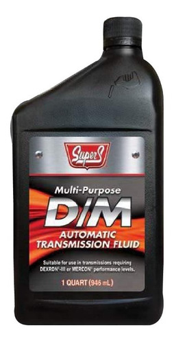 aceite transmision automatica dexron iii super s