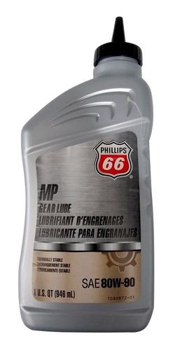 aceite transmisiones valvulina 80w90 phillips spf