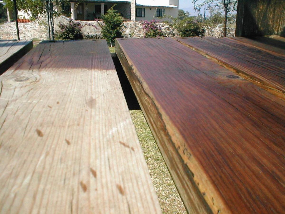 Aceite tung protecci n natural para madera en exterior 1 - Aceite para madera exterior ...