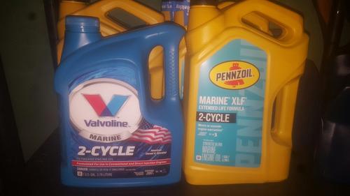 aceite tw3 para motores marinos 2 tiempos