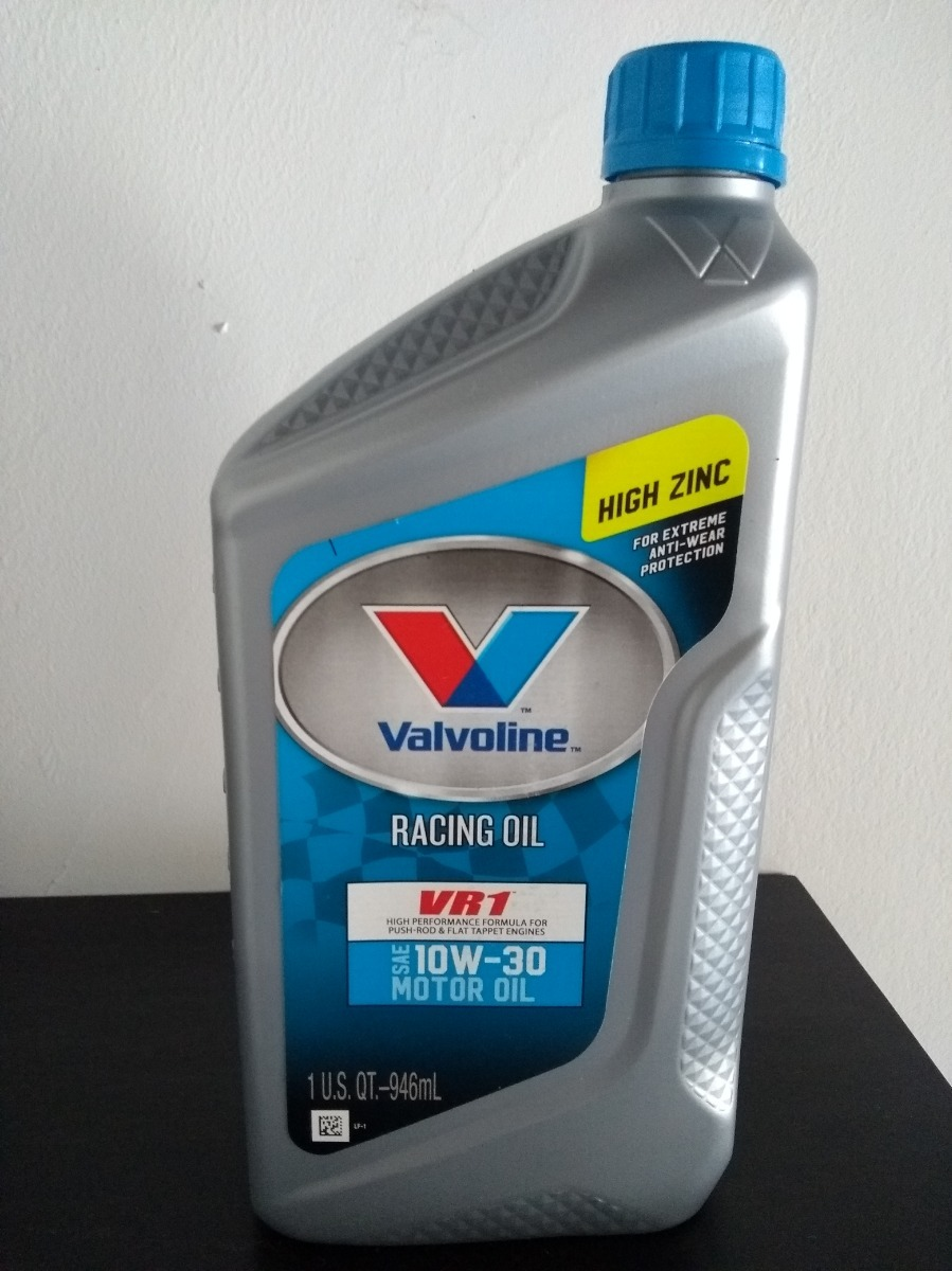 Aceite Valvoline 10w30 Mineral Racing Oil