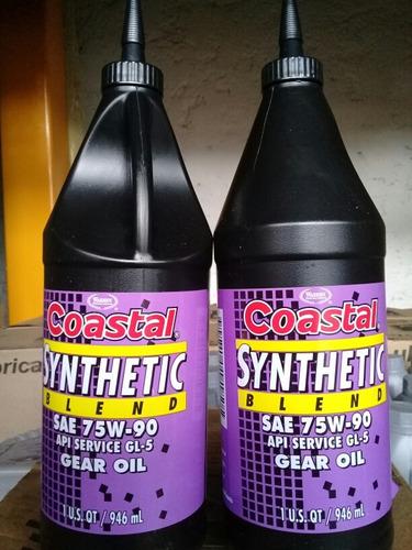 aceite valvulina 75w90 coastal
