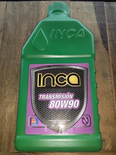 aceite valvulina (transmisión manual) 80w90 por caja 12 und