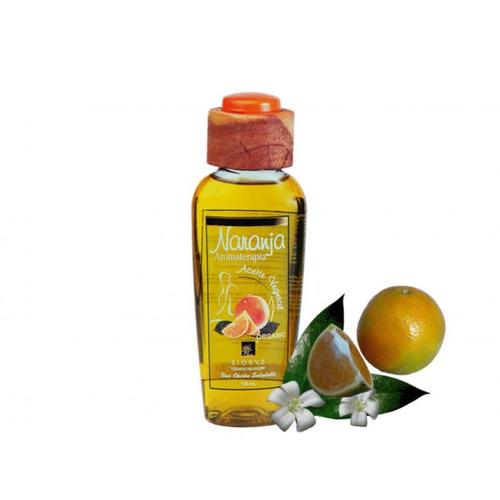 aceite vegetal de naranja x 120 ml - bioryz
