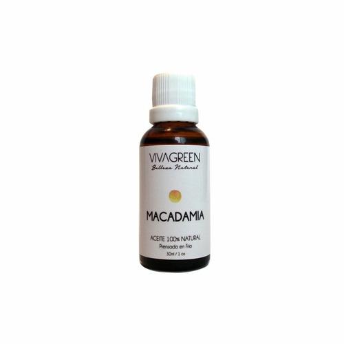 aceite vegetales vivagreen macadamia
