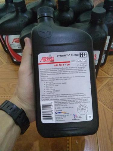 aceite venoco 15w40 semisintetico
