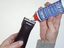 aceite wahl para lubricación y limpieza de maquinas