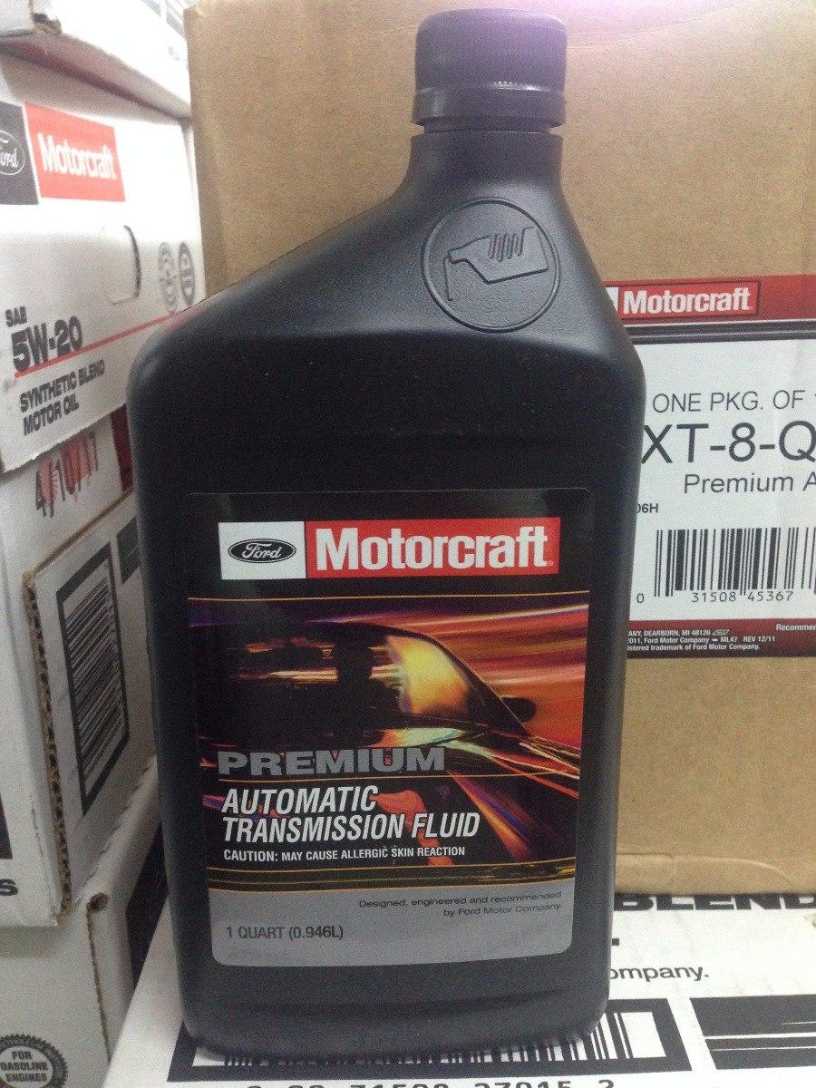 ford motorcraft premium atf xt8qaw