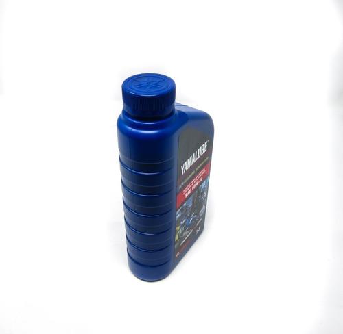 aceite yamalube 10w 40 semi sintetico fuel inyection 1 litro