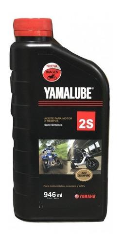 aceite yamalube 2t fc s/sintetico 946ml