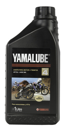aceite yamalube 4t mineral 20w40