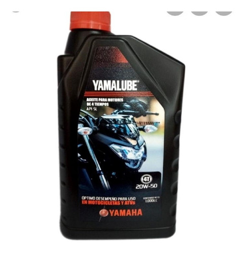 aceite  yamalube